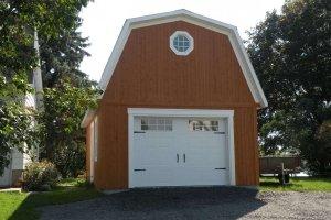 Garage Mansarde 16X24 BC31127-2